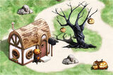 GaiaTowns Halloween House Day
