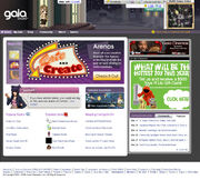 Gaiaonline homepagemain 2009