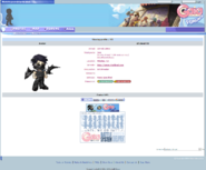 Gaia Online Viewing profile