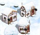 GaiaTowns Christmas Houses