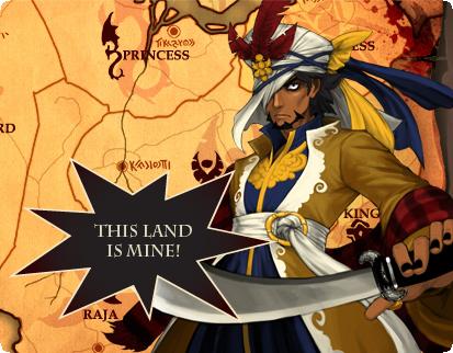 Battle raja