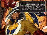 Final Reign: The Raja