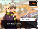 Love Charm: Takkun Stage 3c