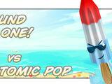Midsummer Swirl Round 1 vs Atomic Pop
