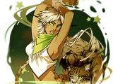 Guardian Totem: Wildcat