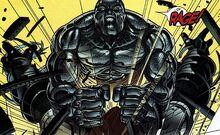 Colossus rage