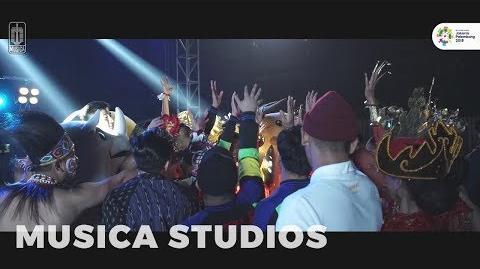 NEV+ Ariel & Dea - Janger Persahabatan (Behind The Scene)