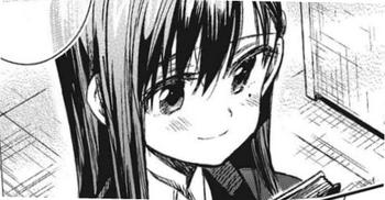 Manga (Post-TS)