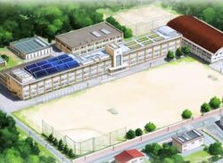 Megurigaoka High School