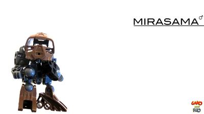 Mirasama audition