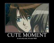 Gakuen Heaven Cute moment