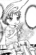 Natsume as a Child