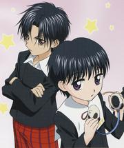 Natsume y Hotaru