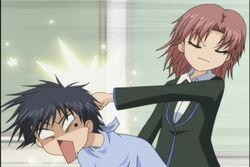 Tsubasa and Misaki