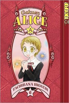 Gakuen Alice Manga v06 en cover