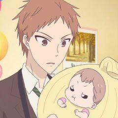 Midori in her Onion Costume (Episode 10)
