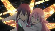 Ayato and Julis - Anime S.1 - 8