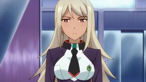 Camilla Pareto Anime