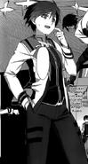 Amagiri Ayato - Pilot Chap.