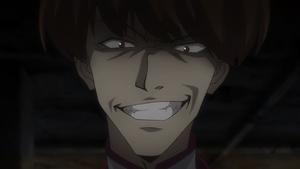Silas Norman Anime