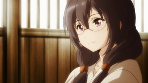Amagiri Haruka Anime 2