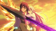 Ayato and Julis - Anime S.1 - 10
