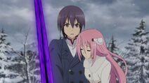 Amagiri Ayato & Julis Riessfeld 9