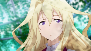 Claudia Enfield Anime
