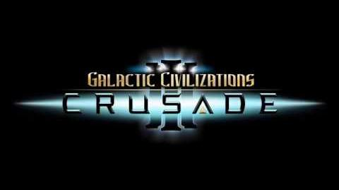 Galactic Civilizations III Crusade Trailer