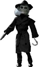 Blade (Puppetmaster vs Demonic Toys)