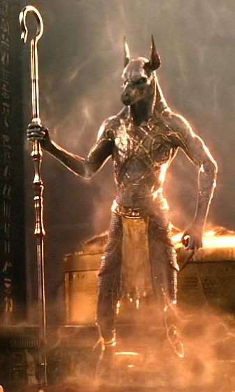 Anubis Gods Of Egypt Galactic Creatures Wiki Fandom Powered By