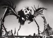 Martian Bat-Rat-Spider