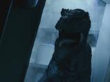 Swimming Theropod