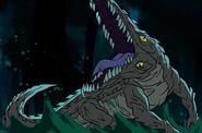Mutant Alligator (Sym-Bionic Titan)