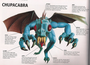 Chupacabra (Mythical Monsters)