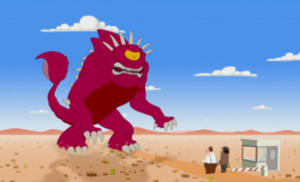 Kaiju (Bordertown)