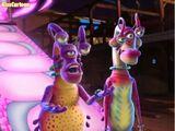 Aliens (Back at the Barnyard)