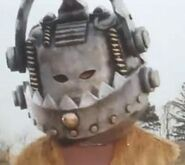 Iron Trap Mask