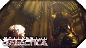 Battlestar Galactica Leoben's Proposition To Anders