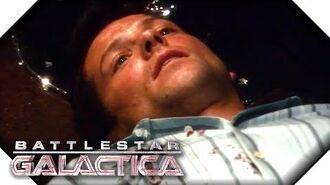 Battlestar Galactica On The Brink Of Death