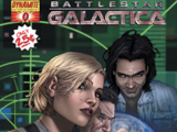 Battlestar Galactica Issue 0 (Dynamite Entertainment)