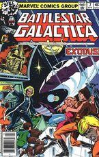 Battlestar Galactica 2 Marvel