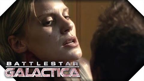 Battlestar Galactica Starbuck Gets A Surprise