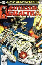 Battlestar Galactica 13 Marvel