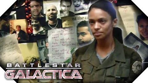 Battlestar Galactica The Memorial Corridor