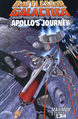 Battlestar Galactica Apollo's Journey Issue 3 front cover