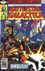 Battlestar Galactica 5 Marvel