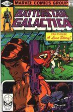 Battlestar Galactica 22 Marvel