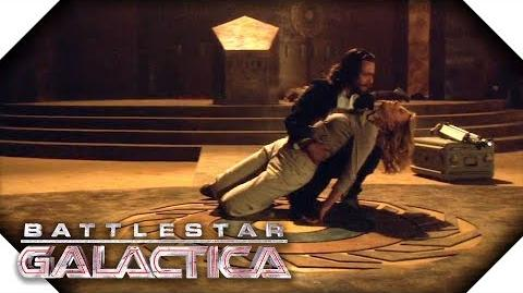Battlestar Galactica D'anna And The Eye Of Jupiter