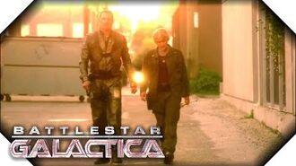 "Battlestar Galactica ""You're An Idiot"""